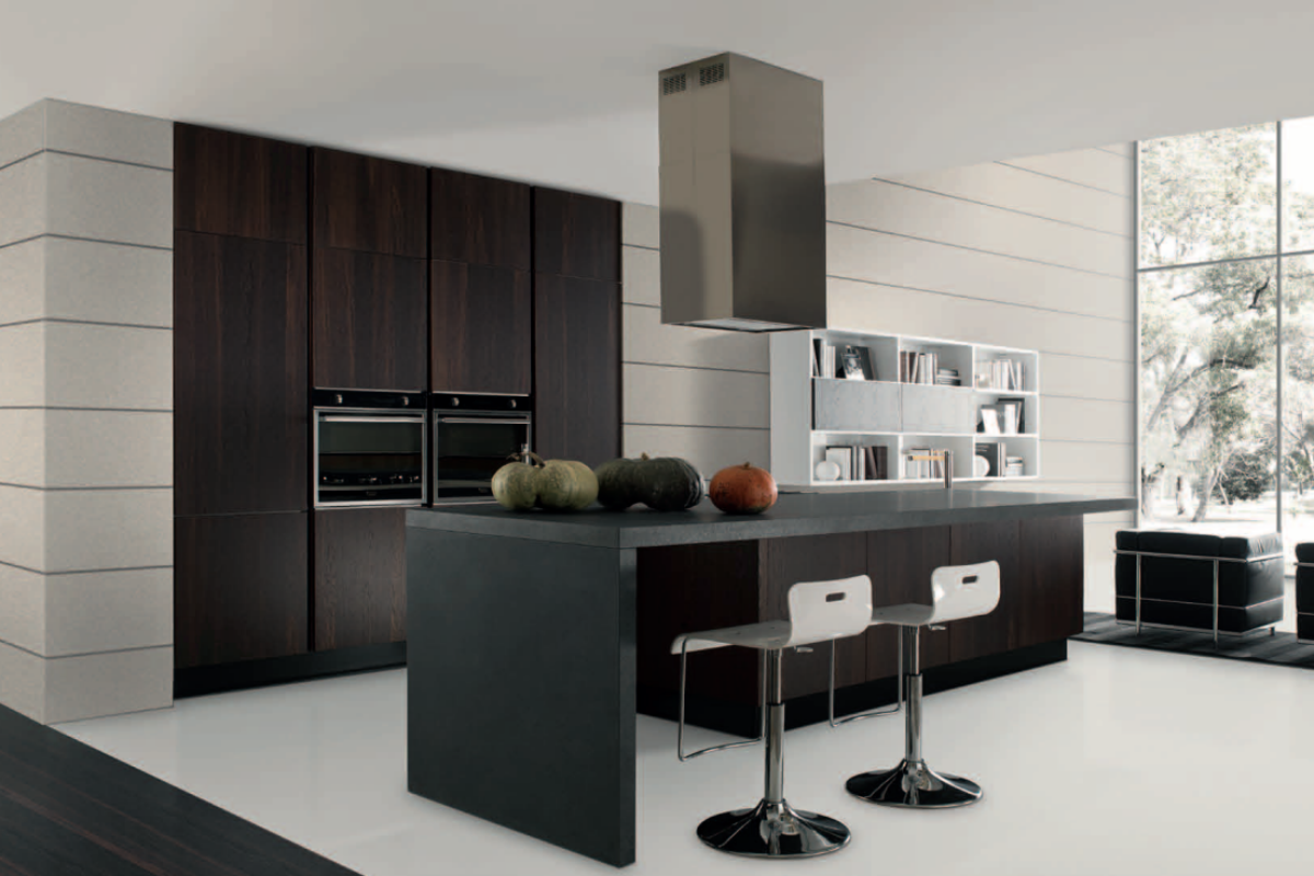 Volare Modern Kitchen